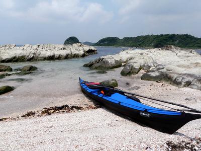 フェザークラフト ウィスパー 横瀬島
