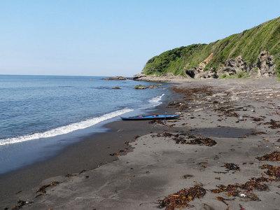 フェザークラフト ウィスパー 赤羽根海岸
