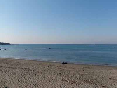 葉山公園 大浜海岸