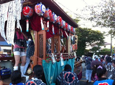 長沢 祭り