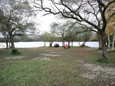 小野川湖 庄助キャンプ場
