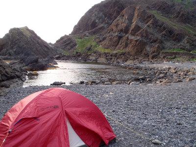 アナマ岩 キャンプ プロモンテVL23