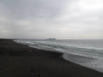 江ノ島 辻堂海岸