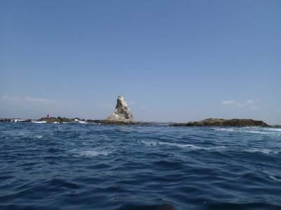 茅ヶ崎 エボシ岩