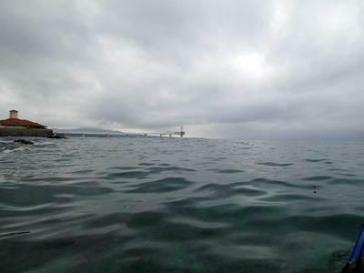 部瀬名岬 海中展望塔