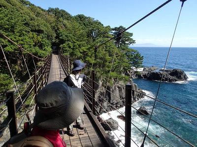 城ヶ崎 橋立吊橋