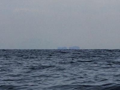 江ノ島 蜃気楼