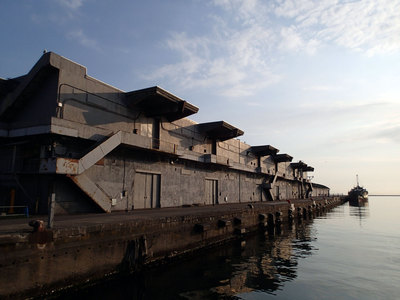 小樽港 第三埠頭