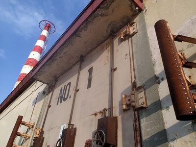 小樽港 第二埠頭