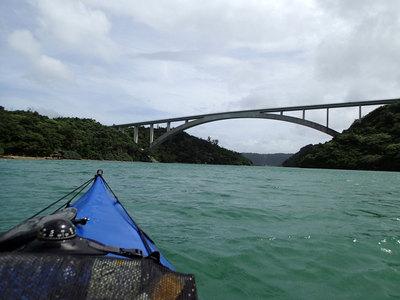 屋我地島 ワルミ海峡 ワルミ大橋