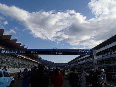 富士スピードウェイ K4-GP