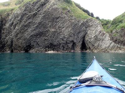 妻良 海底火山