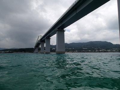 瀬底島 瀬底大橋