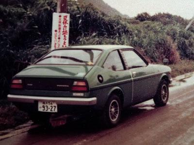 トヨタ スターレット1200ST