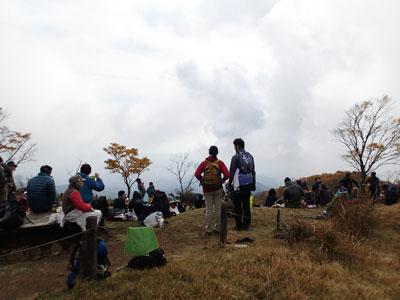 丹沢 鍋割山